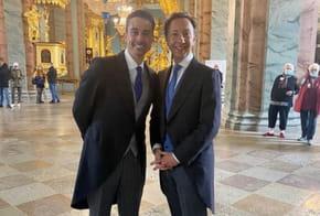 Stéphane Bern et Yori : mariage royal en Russie