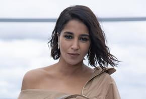 Leila Bekhti sublime au défilé L'Oréal Paris