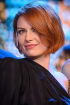 Elodie Frégé,star d'une série