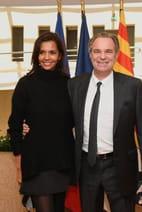 Karine Le Marchand et Renaud Muselier