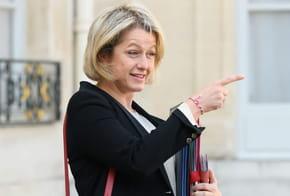 """Barbara Pompili, en rogne: """"C'est trop demanderd'être appelée madame la ministre?"""""""