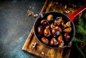 Marron ou châtaigne: différence, lequel est comestible, se mange?