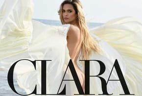 Clara Morgane, sirène sensuelle