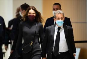"Carla Bruni: ""colères"" et ""disputes"" avec Nicolas Sarkozy"