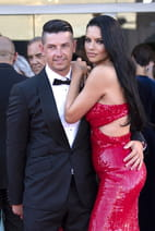 Andre Lemmers et Adriana Lima