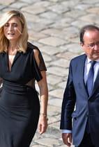 Julie Gayetet François Hollande