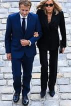 Emmanuel Macronet Brigitte Macron