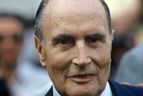 François Mitterrand, fou d'une étudiante: son amour secret