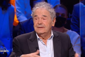 Pierre Perret, ému par Hélène Darroze et Laurent Gerra