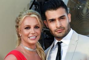 Britney Spears s'est fiancée à Sam Asghari [VIDEO]