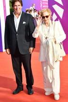 Sylvie Vartan et son mari Tony Scotti à Deauville