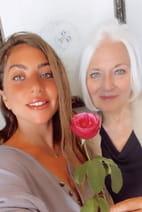 Lady Gaga et sa mère